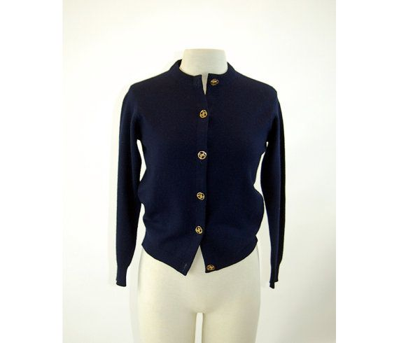 Reserved Cashmere cardigan sweater Ballantyne of Peebles Made in ...