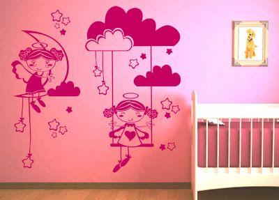 En el fondo de mi armario coleccion vinilos infantiles murales y vinilos abril 2011 familia - Vinilos murales infantiles ...
