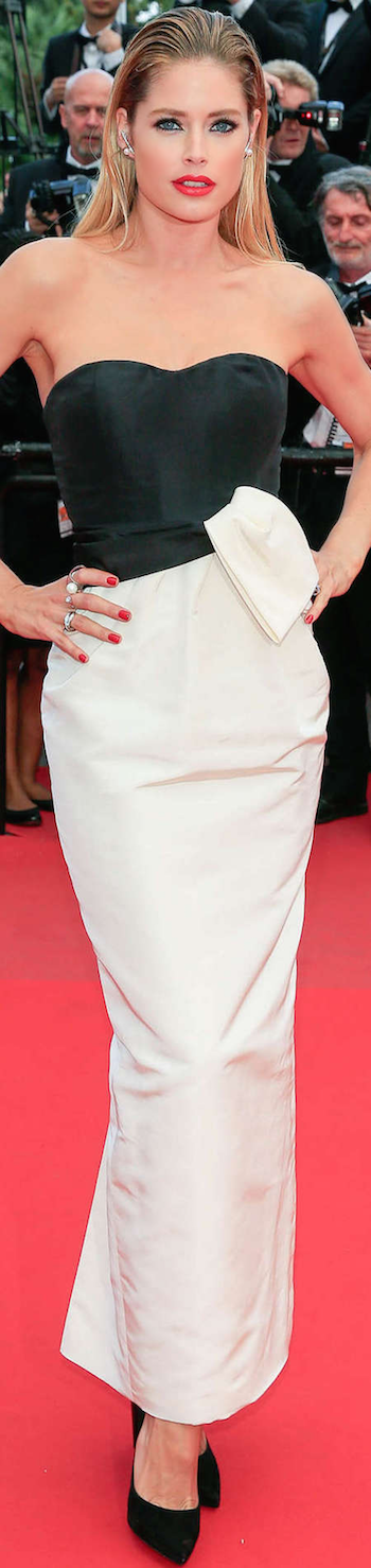 Doutzen Kroes 2015 Cannes Film Festival