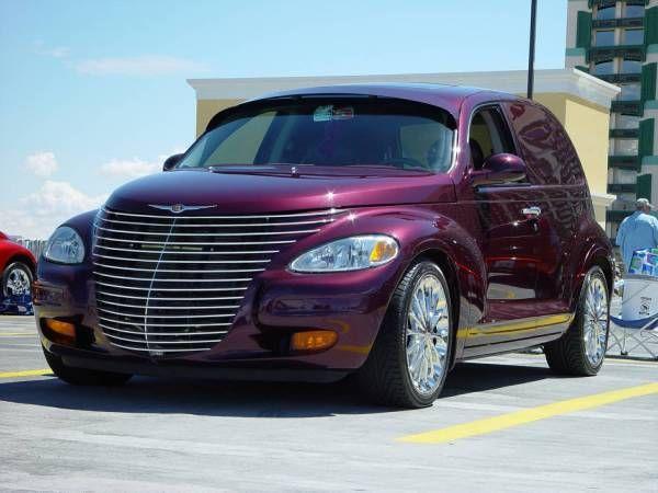 Pt Cruiser Gallery Pt Cruiser Accessories Chrysler Pt Cruiser