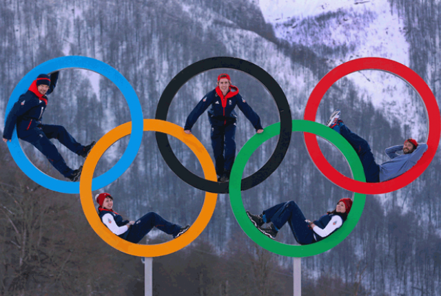 What Do The Olympic Rings Mean Olympics