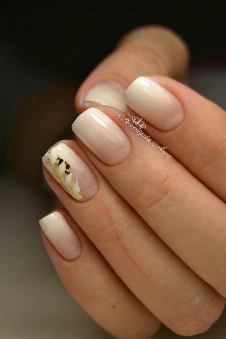 верхний дизайн гелевых ногтей лето 23