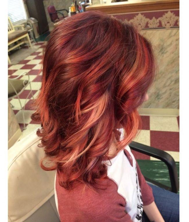 Couleurs Cheveux Tendance Automne 2015 20 Modèles en