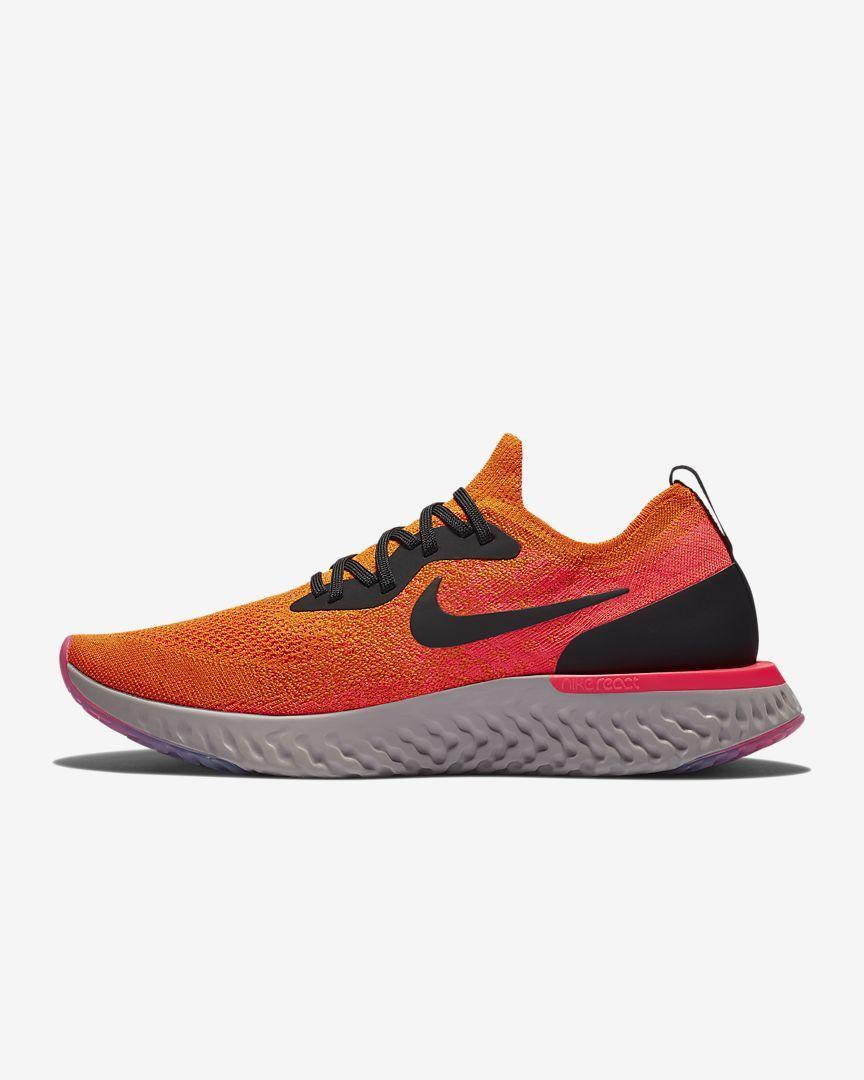 Nike Epic React Flyknit Men S Running Shoe Running Shoes For Men Nike Running Shoes Women Womens Running Shoes