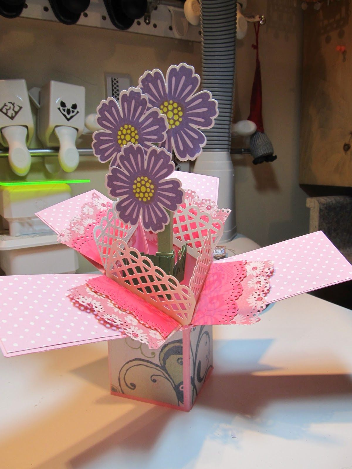 mother's day pop up cards diy
