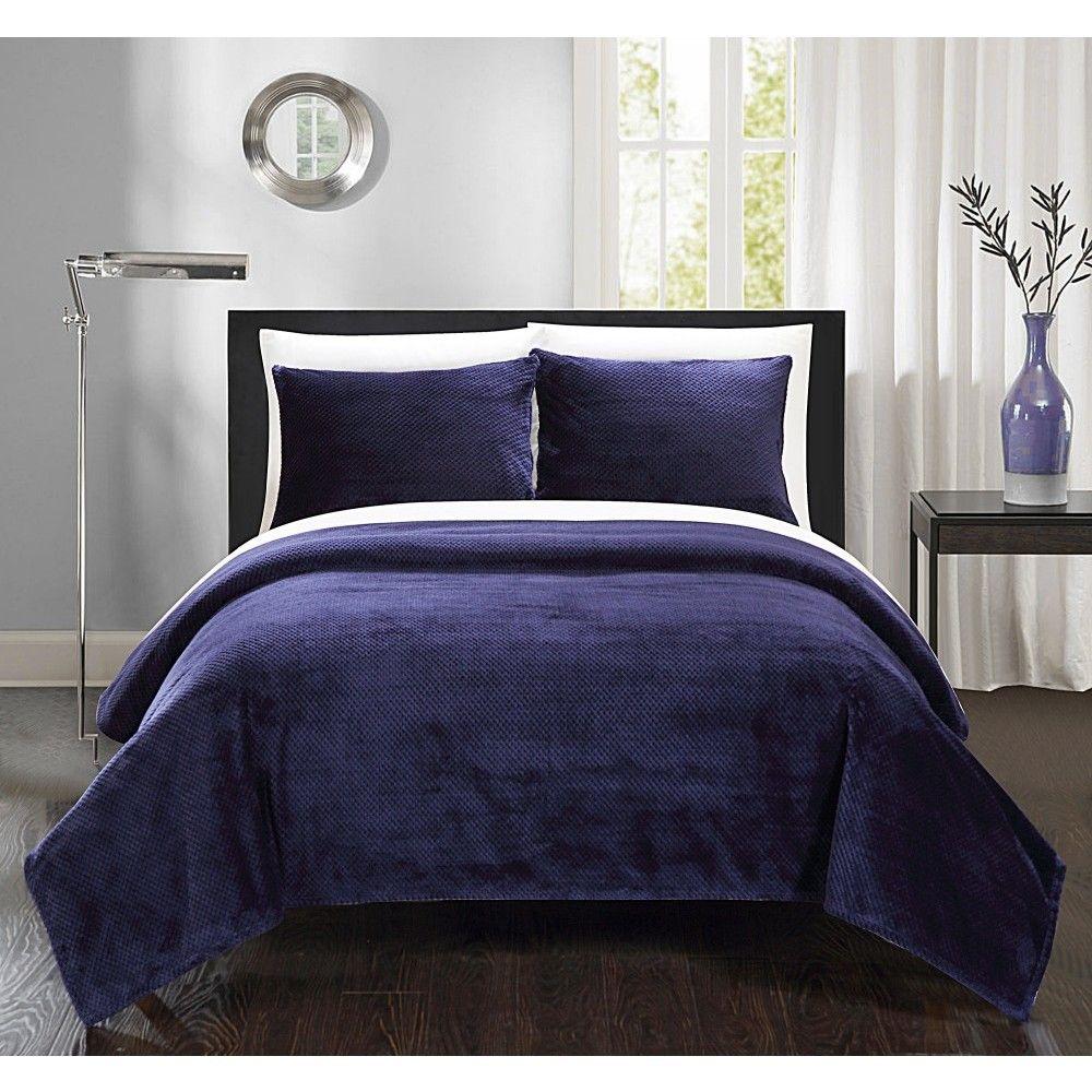 pc twin marrakesh blanket set navy chic home design gender unisex pattern also rh pinterest