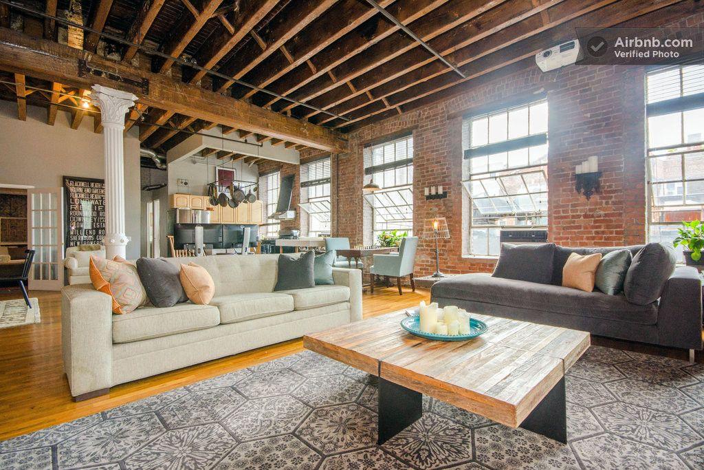 Luxury loft in the heart of it all in New York Luxury