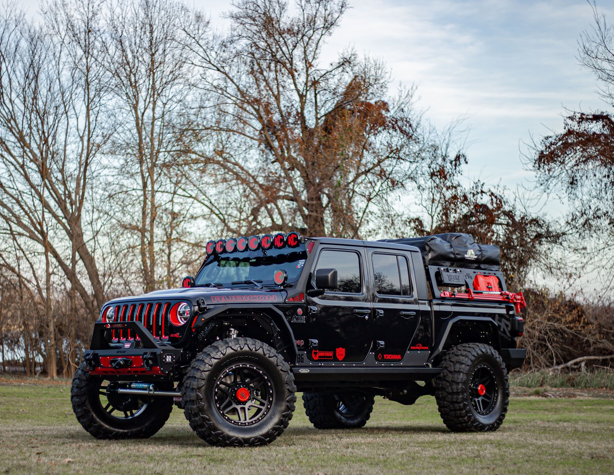 2020 Jeep Gladiator Engine Upgrades