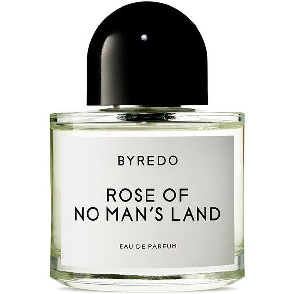 Byredo Rose of No Man's Land Eau de Parfum (2 015 SEK) ❤ liked on Polyvore featuring beauty products, fragrance, beauty, flower fragrance, byredo, flower perfume, byredo perfumes and edp perfume