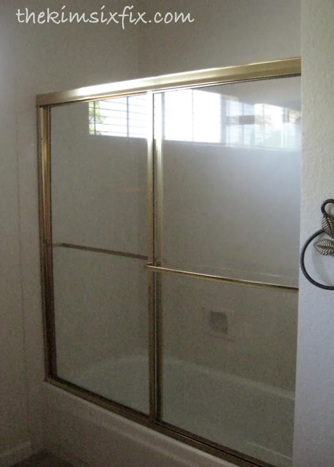 Removing Sliding Glass Shower Doors Flashback Friday Clean