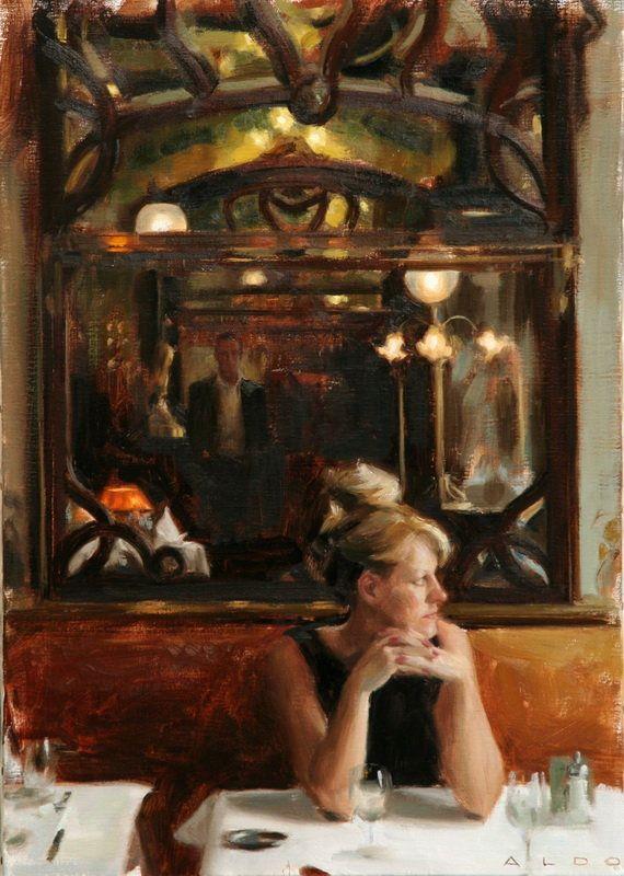 Painter: Aldo Balding