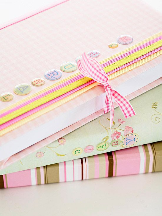 Inside Book Cover Paper : Creative crafts that recycle pattern paper book covers