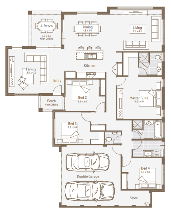 Duplex house designs triplex house designs battle axe for Houze design
