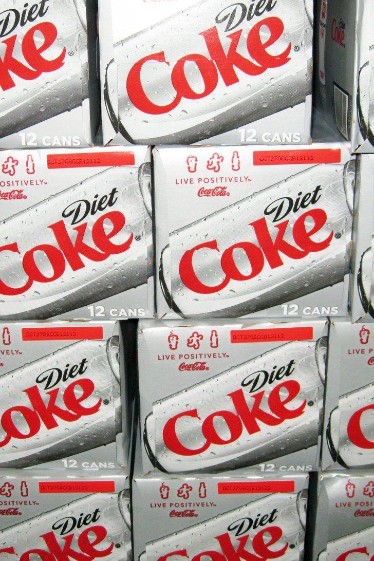 diet coke low carb