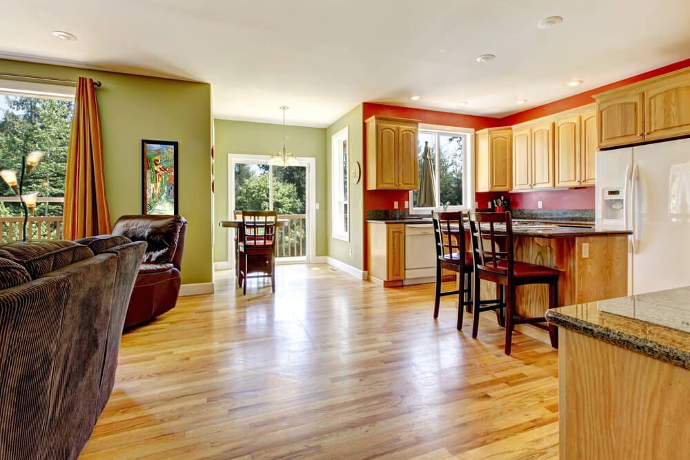 Best Hardwood Floor Refinishing Rosedale Md Yellow Walls 400 x 300