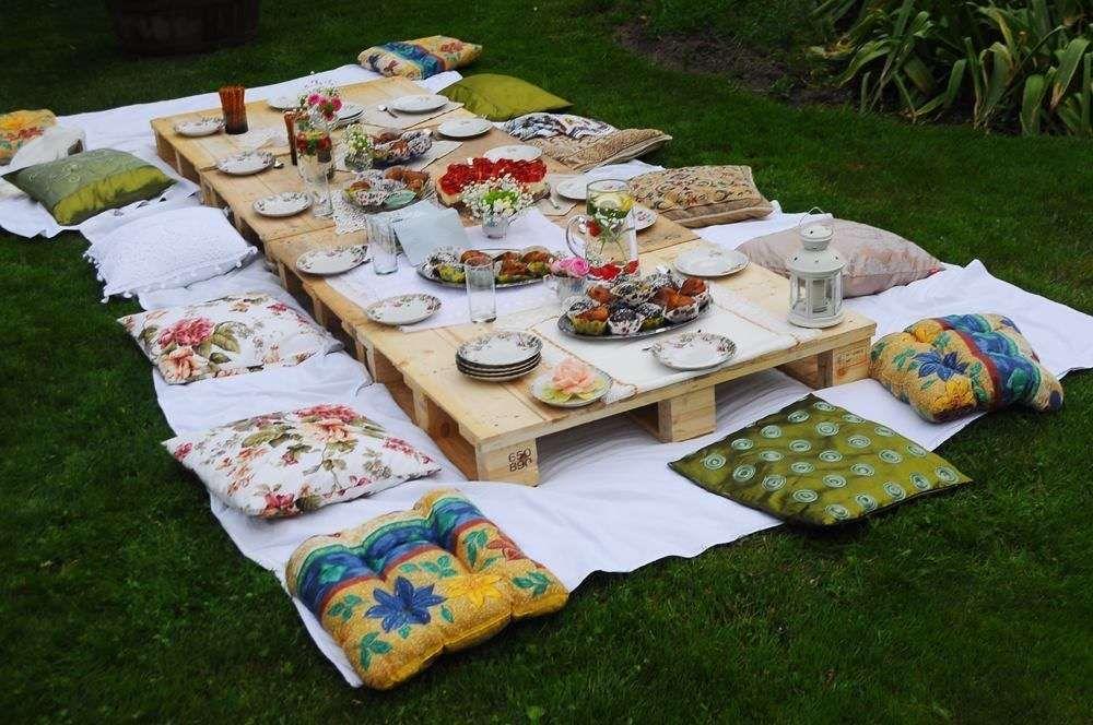 Garden Birthday Party Ideas | Garden party birthday ...