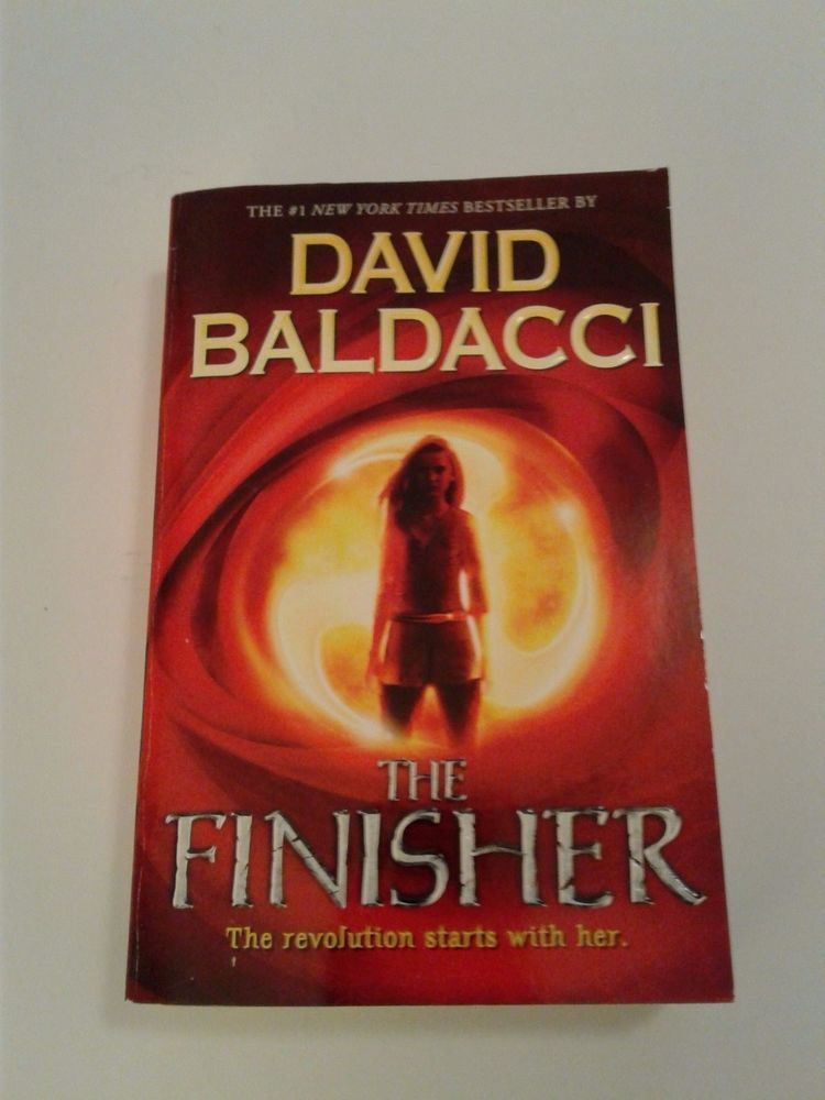 The Finisher by David Baldacci (Paperback 2015) | Books ...