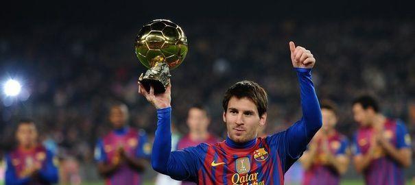 Un cador va passer à l'action pour Lionel Messi - http://bit.ly/1E2eLVR
