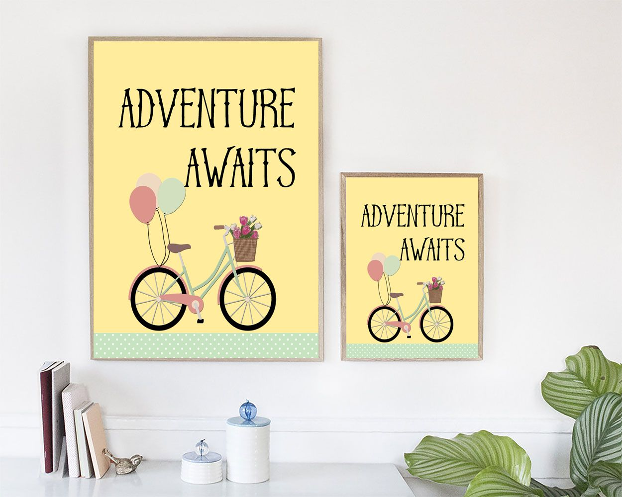 Wall Art Adventure Digital Print Adventure Poster Art Adventure Wall ...