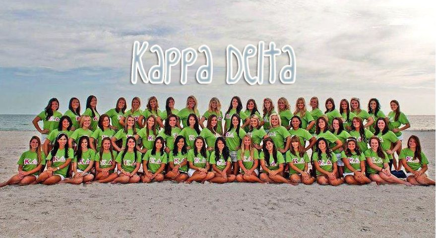 Kappa Delta-Delta Eta 2011