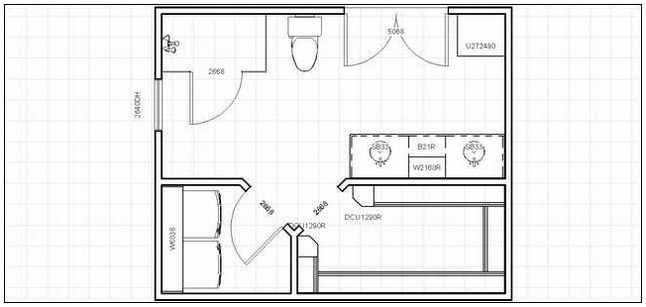 Bathroom Laundry Room Combo Floor Plans Bathroom Floor Plans