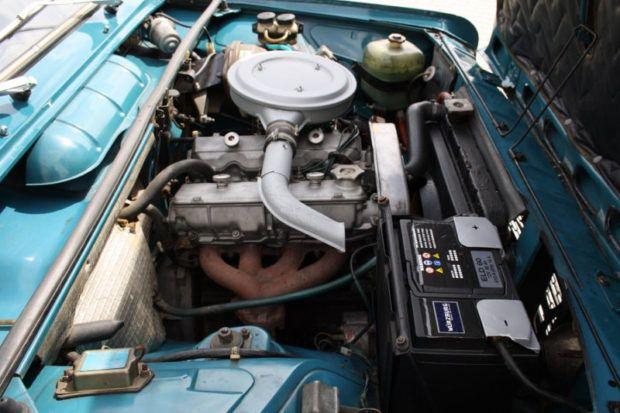 Fiat 125 S * Flotter Italiener sucht neues Zuhause * als Limousine in Deining-Tauernfeld