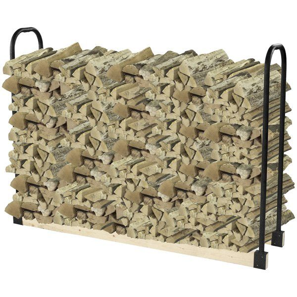 Log Rack #firewoodstorage