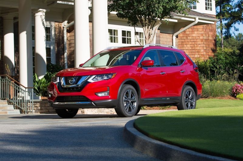 2019 Nissan Rogue Hybrid Review Nissan rogue, Hybrid