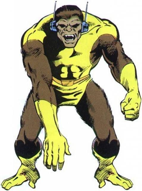 Ape-Man (Character) - Comic Vine | marvel villians | Marvel