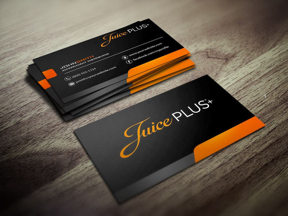 Juice Plus Business Cards Free Shipping Juice Plus Free Business Cards Business Cards