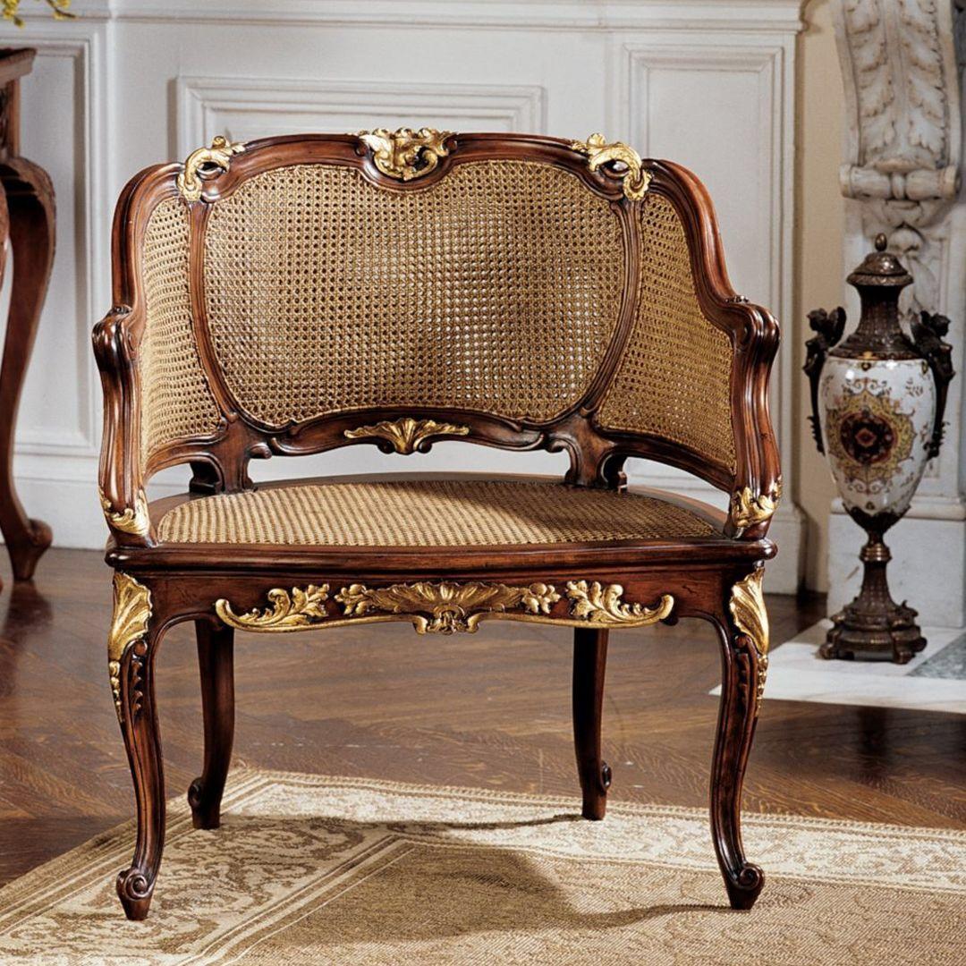 Stoel Louis XV | Barok stoelen en meubels online!