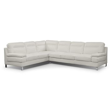 Cortina II Leather 2 Pc. Sectional   Value City Furniture $899.99