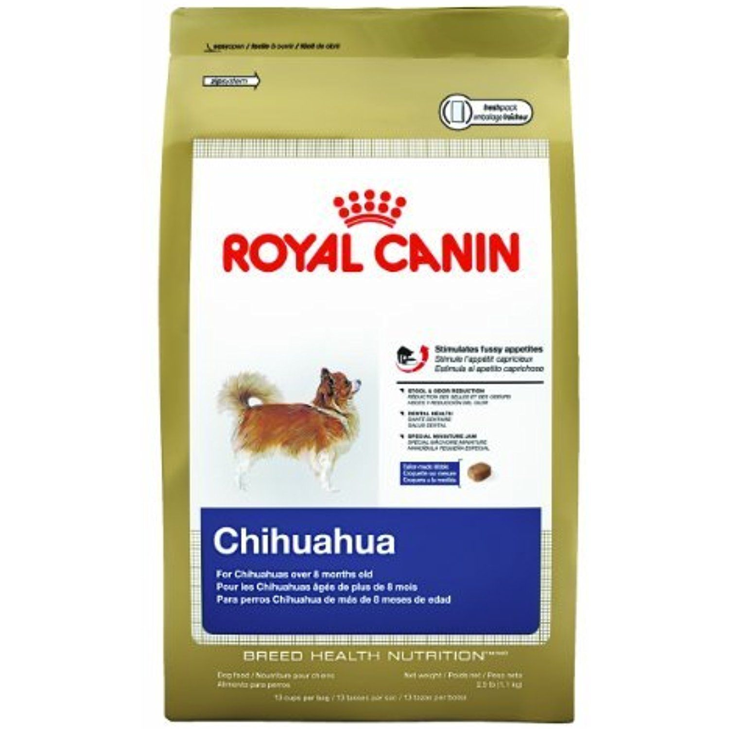 Royal Canin Chihuahua Dry Dog Food 10 Pound By Royal Canin You Can Find Out More About The Great Product At Dry Dog Food Dog Food Recipes Best Dry Dog Food