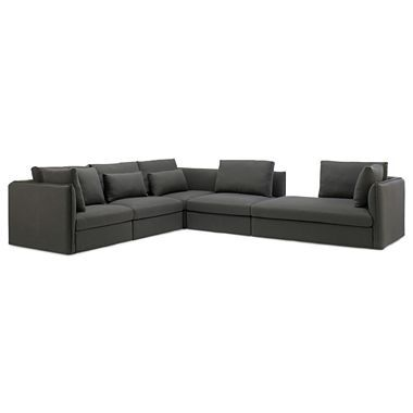 Trinidad Left Arm Chaise Sectional Found At