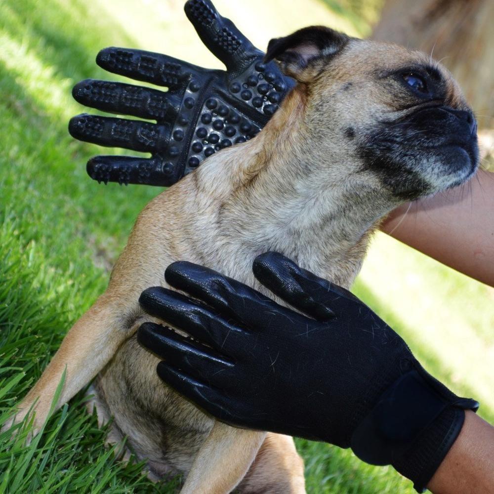 Inspire Uplift Pet Grooming Gloves Pet Grooming Gloves