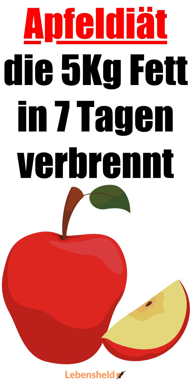 Apfeldiät zur Gewichtsreduktion