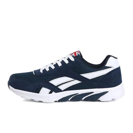 B-BEE Fashion Sneakers Lightweight Breathable Sports Shoes Men Women Walking Shoes
