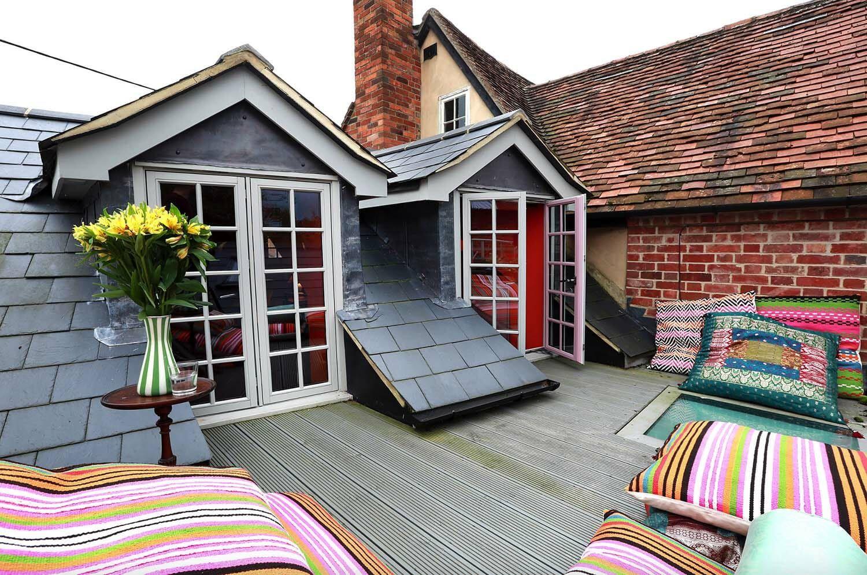 20 Brilliant And Inspiring Rooftop Terrace Design Ideas Terrace Design Rooftop Terrace Design Balcony Decor
