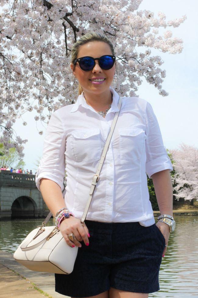 Fashion Friday: Cherry Blossom Festival - Washington DC | CBBlogers