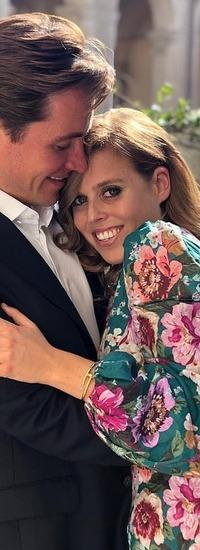 Princess Beatrice engaged to Edo Royal brides, Princess