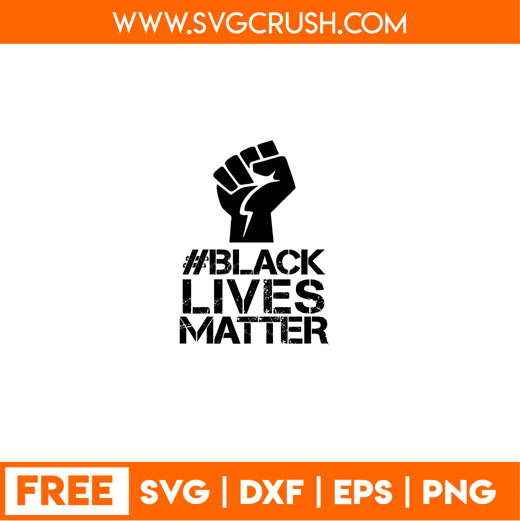 Svgcrush Free Quotes Svg In 2020 Svg Quotes Black Lives Matter Lives Matter