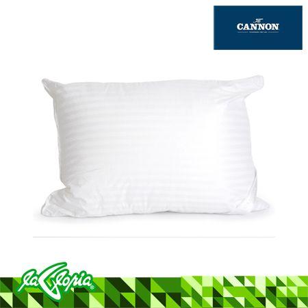Disfruta el confort de las #Almohadas CANNON fabricadas con fibra de la más alta calidad #hogar #tiendalagloria