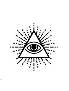 Kyle Tezak Wherewithal Evil Eye Tattoo All Seeing Eye Tattoo Tattoo Stencil Outline