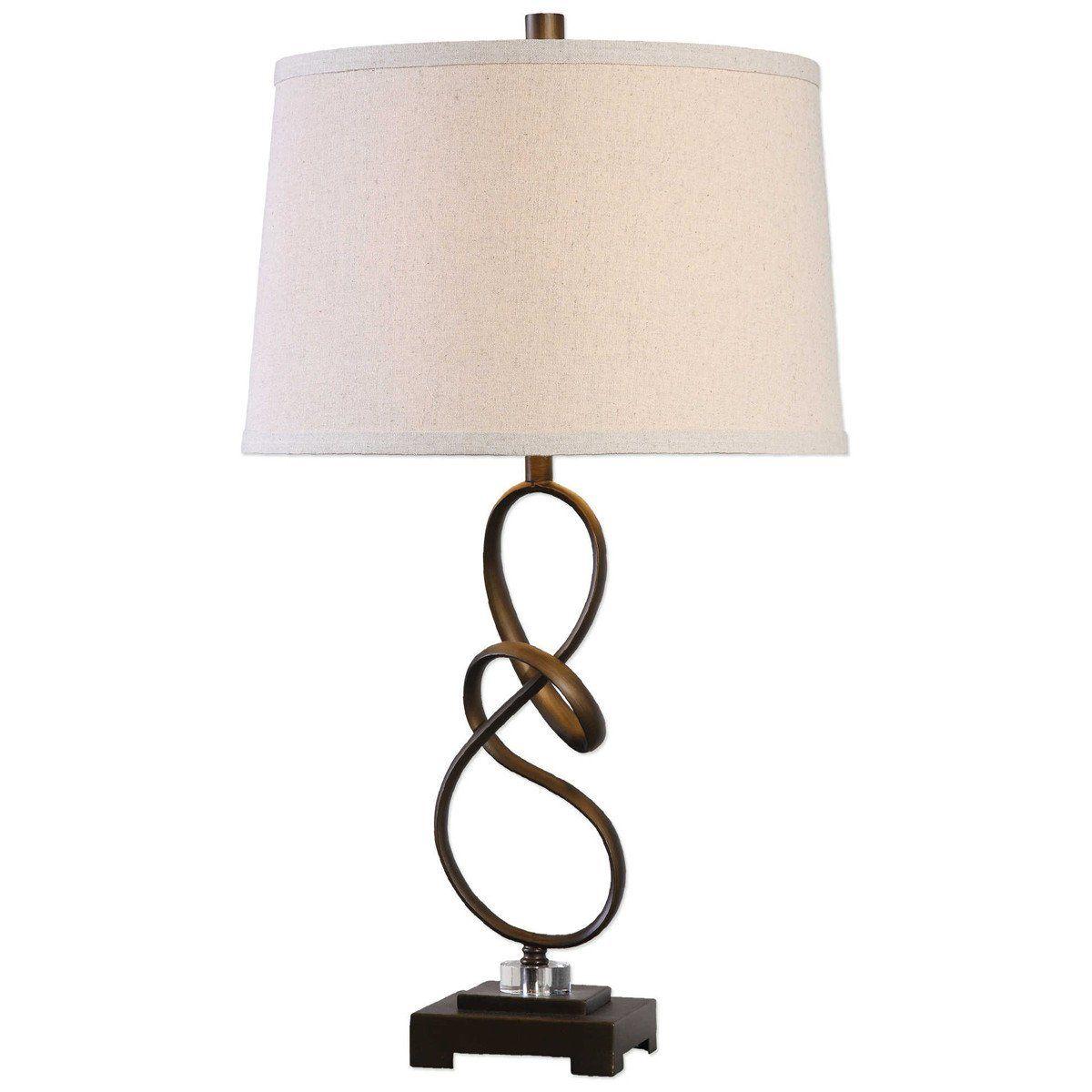 Uttermost Tenley Oil Rubbed Bronze Lamp