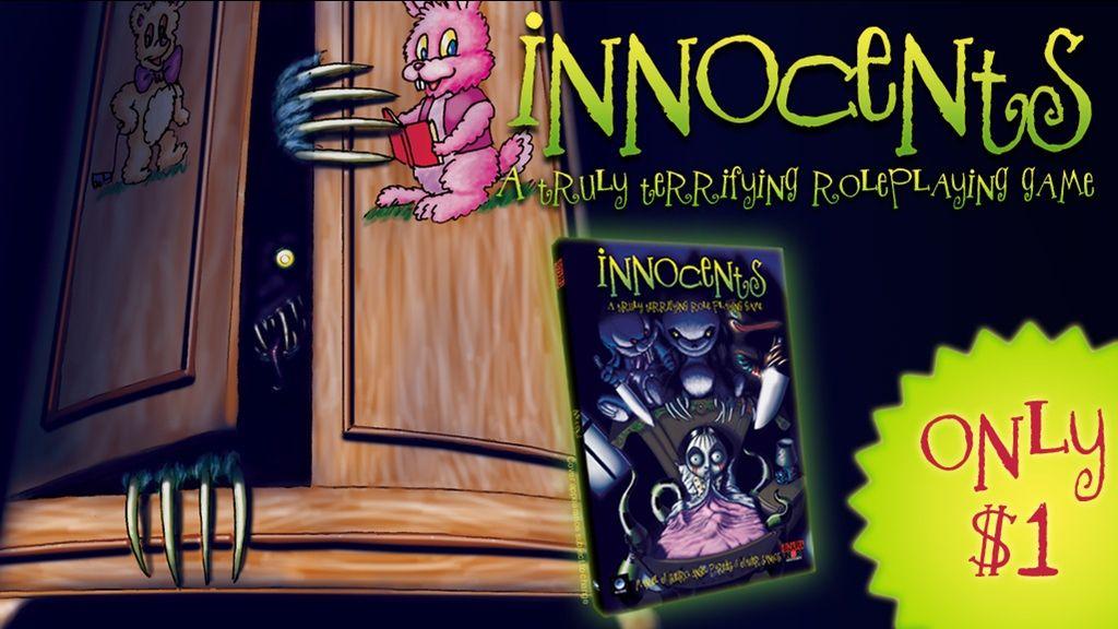 Innocents Horror RPG Up On Kickstarter  http://www.tabletopgamingnews.com/innocents-horror-rpg-up-on-kickstarter/