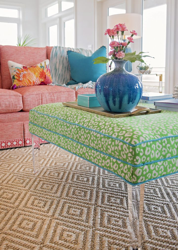 Upholstery · Nothing Says Summer Fun More Than Bright Bursts Of Color!  Wilmington, North Carolina