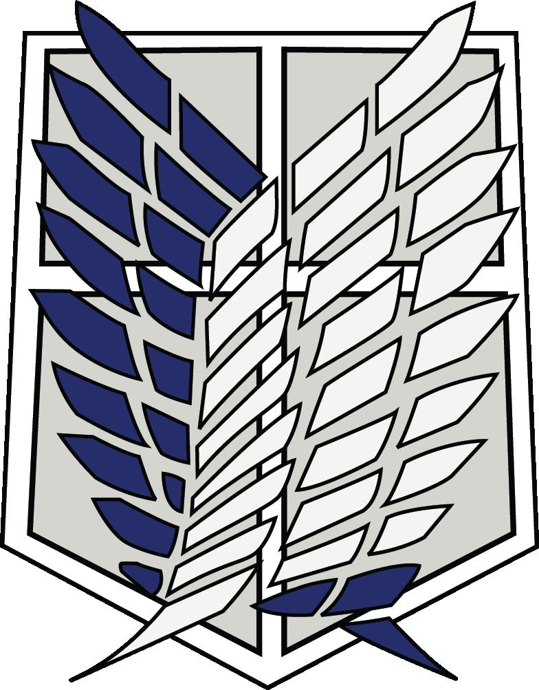 survey corps/scout regiment/scout legion.....whichever one