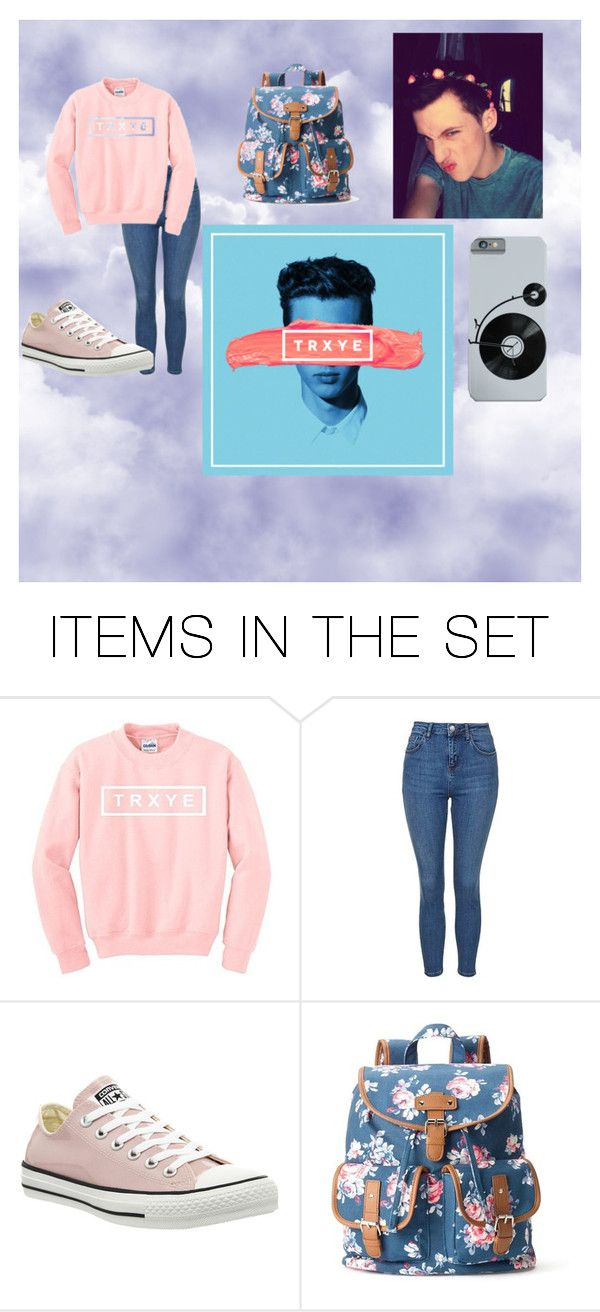 """""""just because im listening to his music"""" by annie-hall-barton ❤ liked on Polyvore featuring art and troyesivan"""