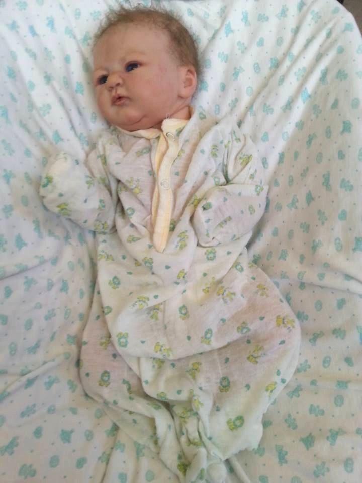 Vintage Baby Sleeper Gown Boy Girl Newborn Vintage Baby