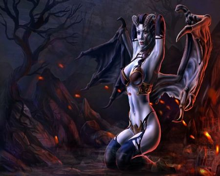 succubus backgrounds and images - photo #17